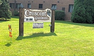 Crescent Apts, 1