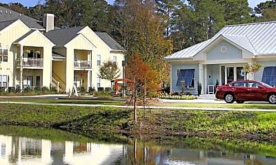 Building, Apartments at Shade Tree, 1
