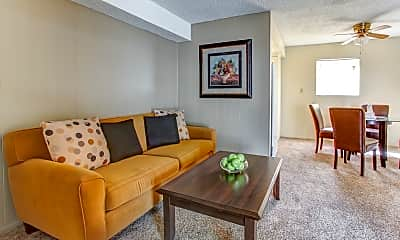 Living Room, Greystone Park, 1