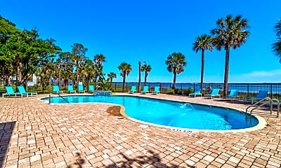 Pool, The Reserve at St Johns River, 1