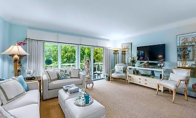 Living Room, 250 Bradley Pl 202, 0