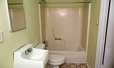 Bathroom, 1201 S Third St, 2