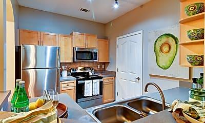 Kitchen, MAA Shiloh, 1