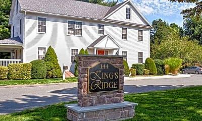 Community Signage, King's Ridge, 1