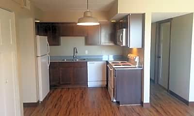 Kitchen, 1609 10th St SE #17, 1