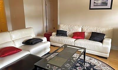 Living Room, 1735 Peachtree St NE 114, 1