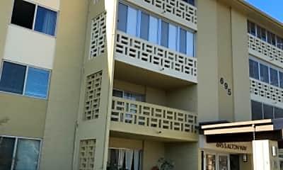 Building, 695 S Alton Way, 2