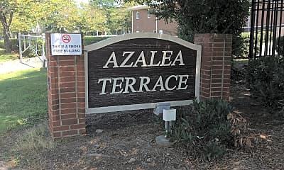 Azalea Terrace, 1