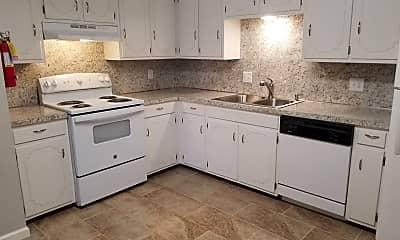 Kitchen, 1000 Ash St, 2