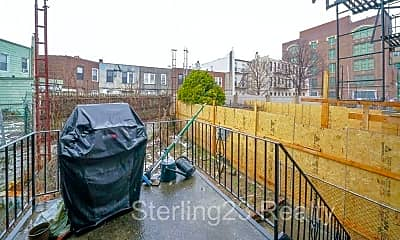 Patio / Deck, 30-80 43rd St, 1