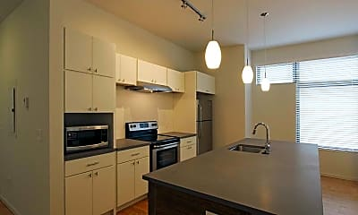 Kitchen, 118 Flats- Oval, 1
