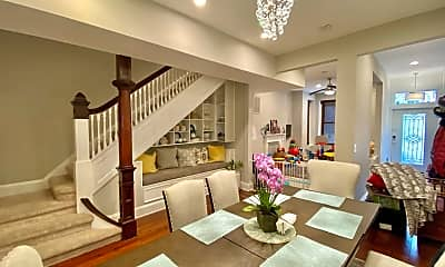 Living Room, 1343 Irving St NW, 1