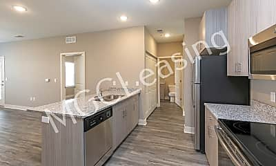Kitchen, 5730 NE 80th Ter Unit 3D, 0