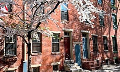 Building, 1215 Rodman Street, 2