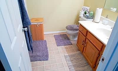Bathroom, 244 South Reynolds Street, Unit 301, 2