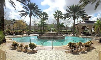 Pool, 6451 Borasco Dr 2601, 2