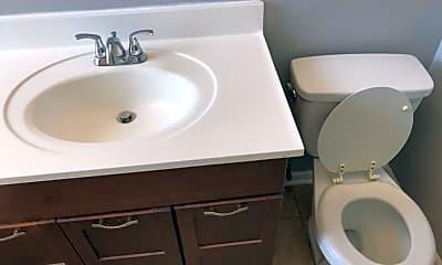 Bathroom, 6754 S Cornell Ave, 1