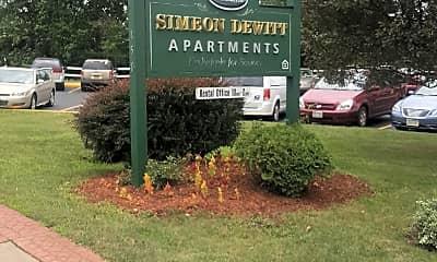 Simeon Dewitt Apartments, 1