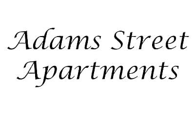 Community Signage, Adams Street Apartments, 2