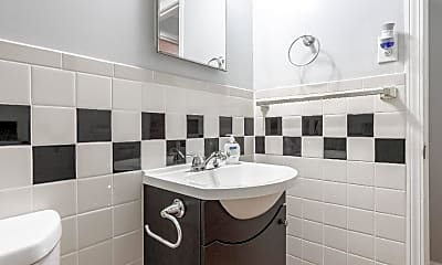 Bathroom, Room for Rent -  a 5 minute walk to bus 194 and 55, 1