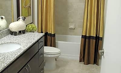 Bathroom, 927 West Morgan, 2