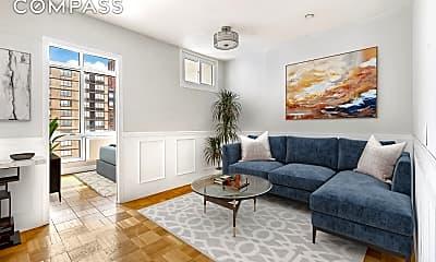Living Room, 215 E 96th St 30-G, 0