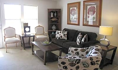 Living Room, Crown Chase, 2