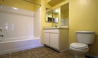 Bathroom, Park Palace II, 2