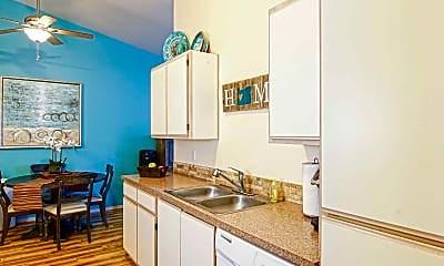 Kitchen, McNary Heights, 2
