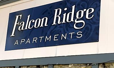 Falcon Ridge, 1
