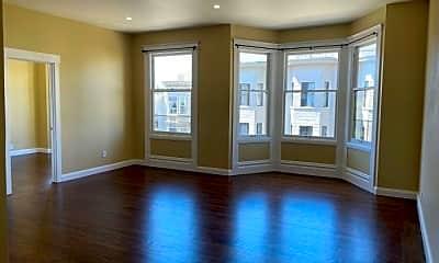 Living Room, 543 Filbert St, 0