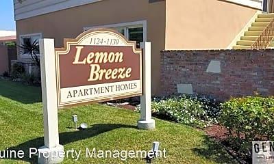 Community Signage, 1130 S Lemon St, 0