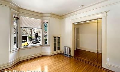 Living Room, 1644 Taylor St, 0