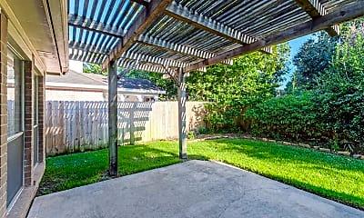 Patio / Deck, 21623 Live Oaks Spring Dr, 2