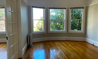 Living Room, 1560 McAllister St, 2