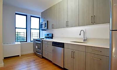 Kitchen, The Cedars, 2