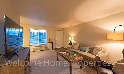 Living Room, 101 Kenwood St, Bldg A, Apt 104, 0