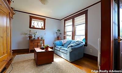 Living Room, 158 Nonantum St, 1