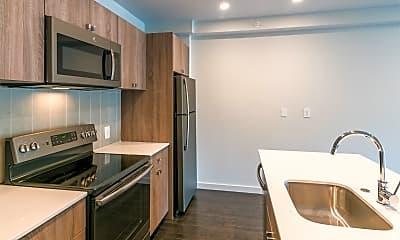 Kitchen, 3389 Washington St, 1