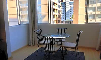 Patio / Deck, 2421 Ala Wai Blvd, 1