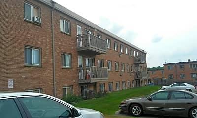 Emerald Court Apartments, 2