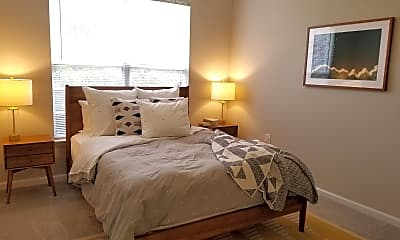 Bedroom, The Enclave at Crossroads, 2