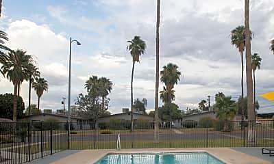 Pool, Equinox on Prince, 1