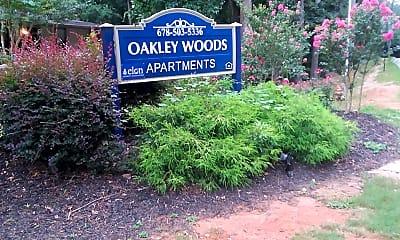 Oakley Woods, 1