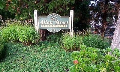 Allen Street, 1