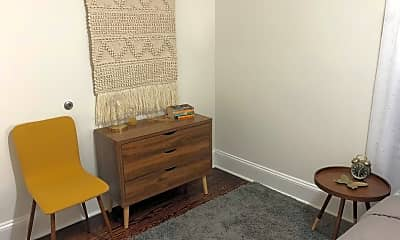 Bedroom, 2033 Spruce St, 1
