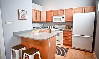 Kitchen, 700 Market St 206, 1