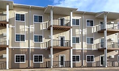 Building, Cherry Creek Apartments, 1