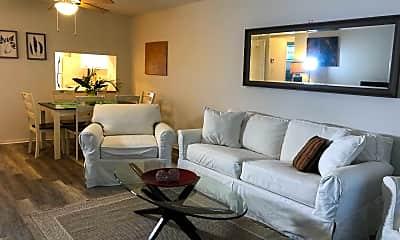 Living Room, 9826 Marina Blvd 1023, 0