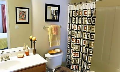 Bathroom, Westmont Commons, 2